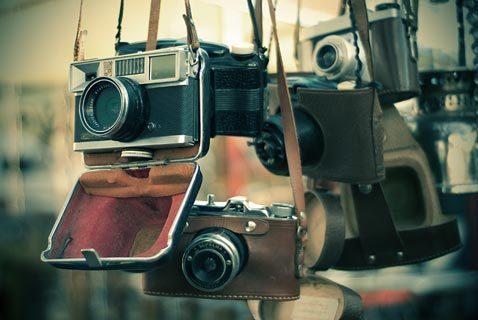 old-cameras
